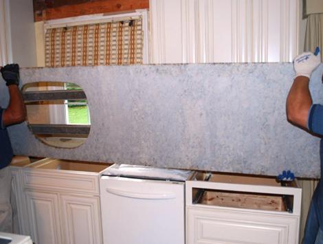 Granite Countertop Replacement