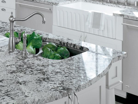 Decorating Kitchen Counters