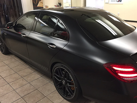 Best Tint for a Car in Sammamish WA