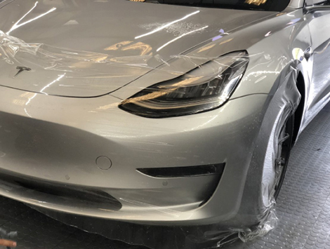 Paint Protection Film Cost