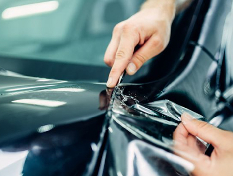 Paint Protection Film Installers
