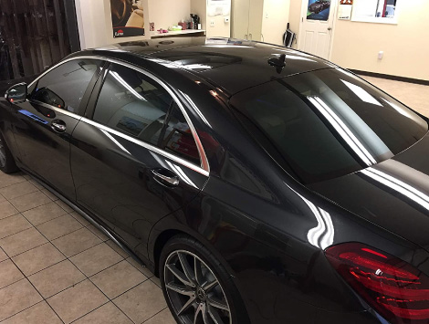 Best Car Window Tint for Heat Protection