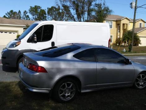 Mobile Auto Tint in Mesa, AZ