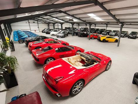 Car Storage Fees in Sandy Springs GA