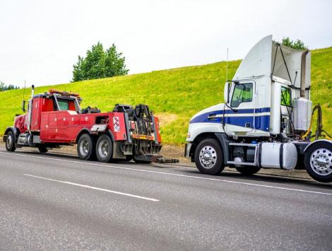 Heavy Tow Truck in Smyrna GA