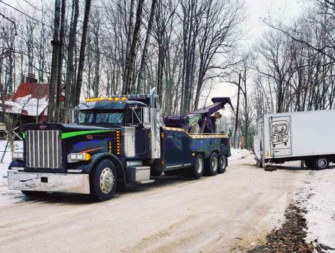 Heavy-Duty Towing Service in Kennesaw, GA