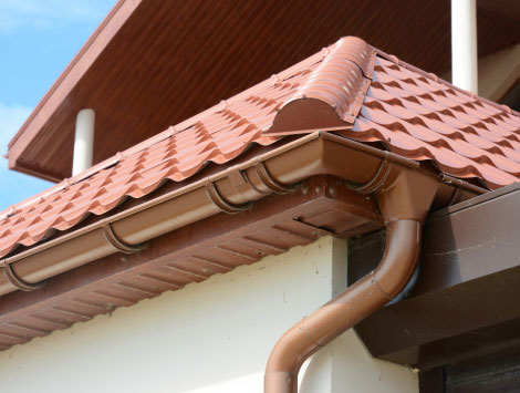 Roof and Gutter Installation