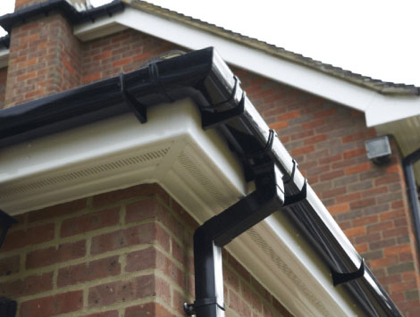 House Gutter Replacement Service