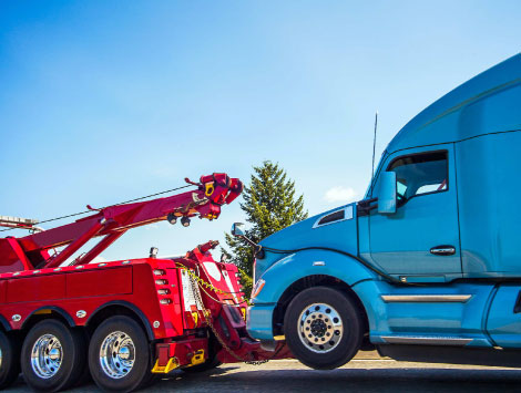 Heavy-Duty Recovery Service in Westminster CO