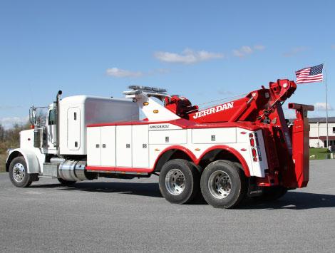 Heavy Duty Wrecker service in Huntersville, NC