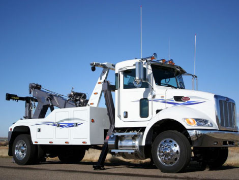 Heavy Vehicle Towing Service in Huntersville, NC