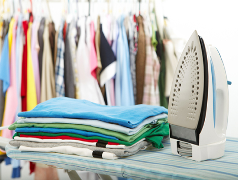 Dry Cleaning and Laundry Service