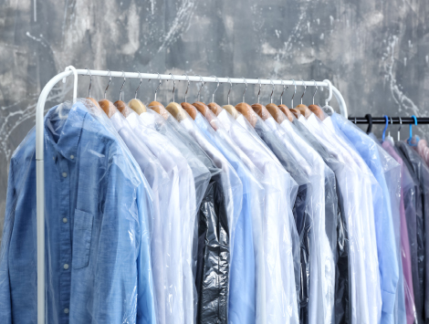 Nearest Dry Cleaners