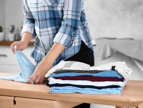 Fluff and Fold Laundry in Mooresville, NC
