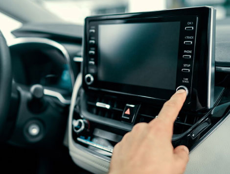 Car Stereo Installation Cost in Castleton IN