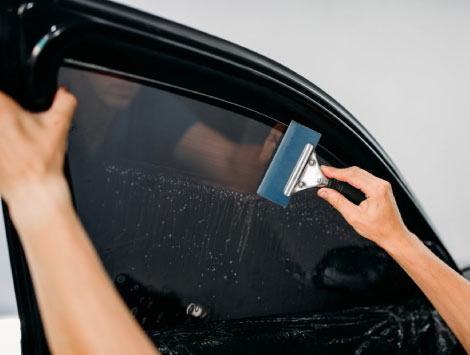 Mobile Window Tinting in Fishers IN