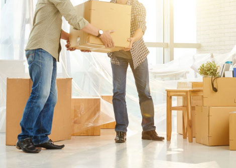 Types of Commercial Moving Services