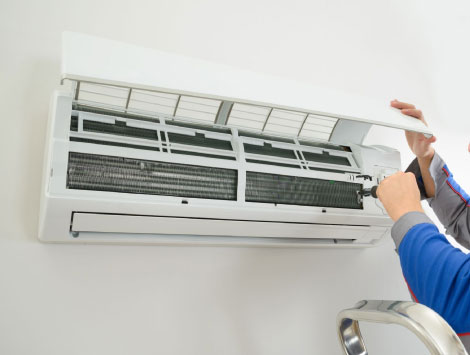 Ductless Ac Install