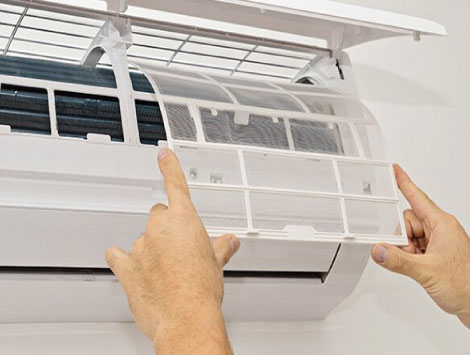 Ductless AC Service