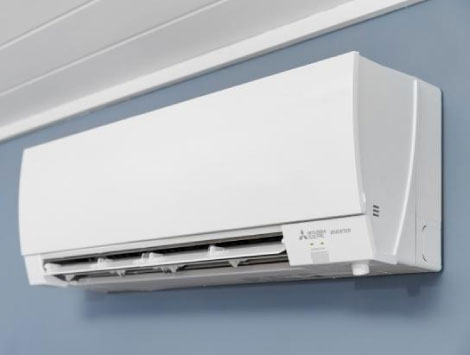 Ductless Heating System