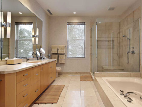 One Day Shower Remodeling in Lakewood CO