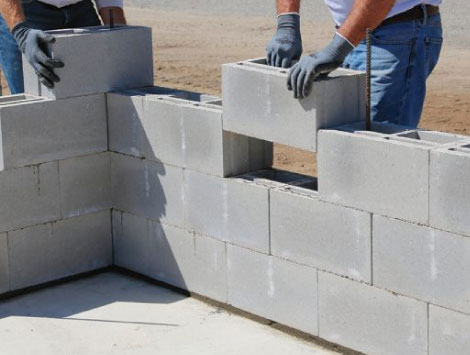 Concrete Block Laying in Littleton CO