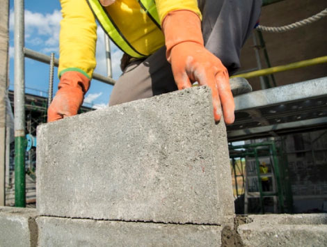 Concrete Block Masonry in Littleton CO