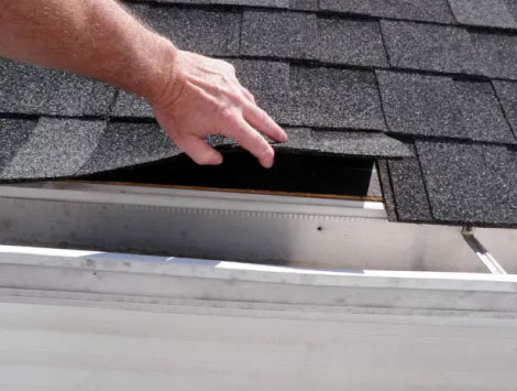 Gutter Flashing Roof in Englewood CO