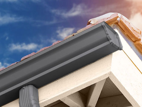 House Gutter Installation in Englewood CO