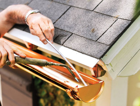 Roof And Gutter Repair in Englewood CO