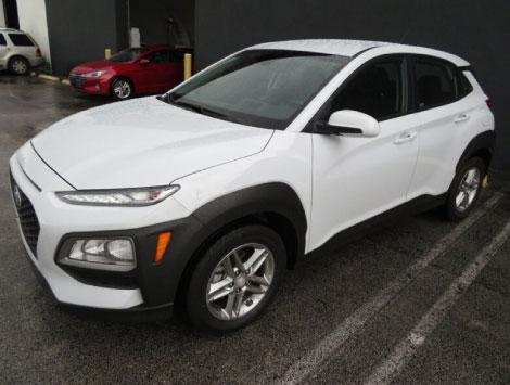 Hyundai Kona Tinted Windows in San Antonio TX