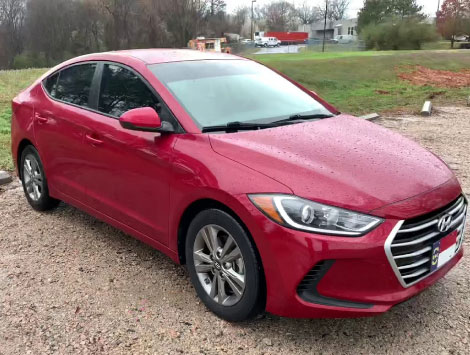 Cost of Hyundai Tinted Windows in San Antonio TX