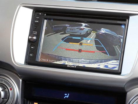 Car Backup Camera Installation in Tampa FL