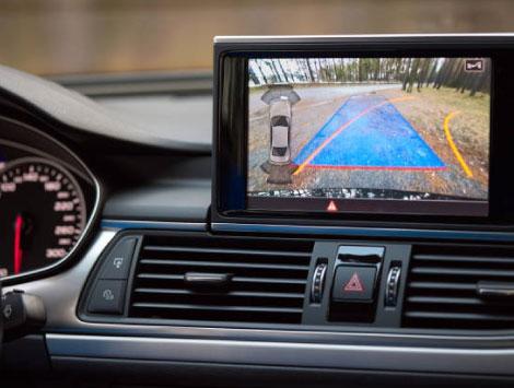 Rear View Camera Installation in Tampa FL