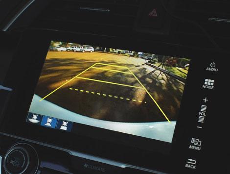 Reverse Camera Installation in Tampa FL