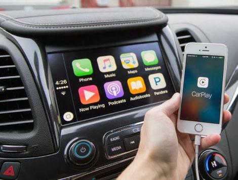 Apple Carplay Installs in Temple Terrence, FL.