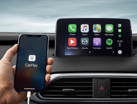 Apple Carplay Installation in Temple Terrence FL