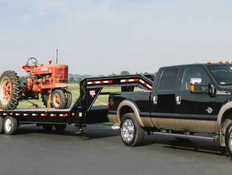 Hotshot Trucks Services in College Station, TX