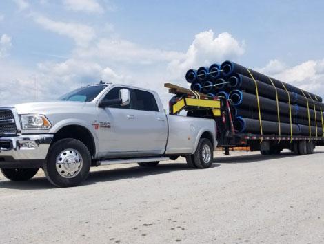 Hotshot Trucking Service in College Station TX