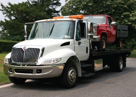 Flatbed Wrecker Service in Riverdale, GA