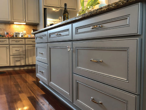Cabinet Painting in Roswell, GA