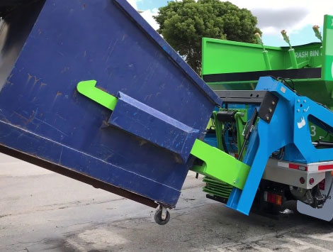 Dumpster Cleaning Service near Me