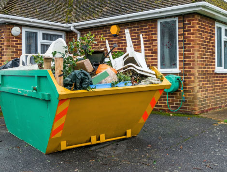 We Clean Dumpsters in Woodlands TX